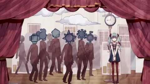 【初音ミク】Hatsune Miku - Karakuri Pierrot (English & Romaji subs)