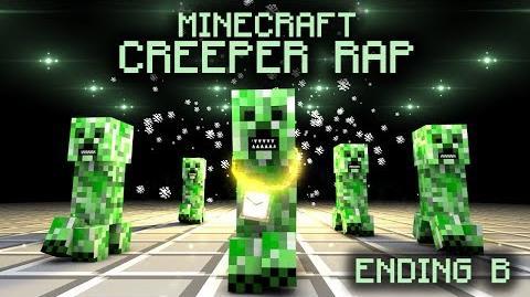 Creeper Rap - Ending B - Dan Bull REUPLOAD