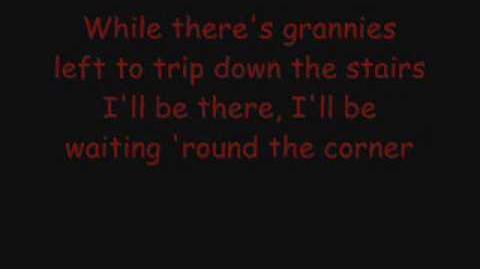 Voltaire - When You're Evil (Lyrics)