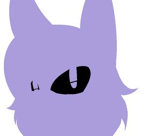 Ebony the lynx Dark gaia logo