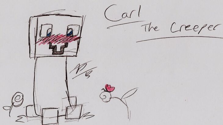Carl the creeper 2