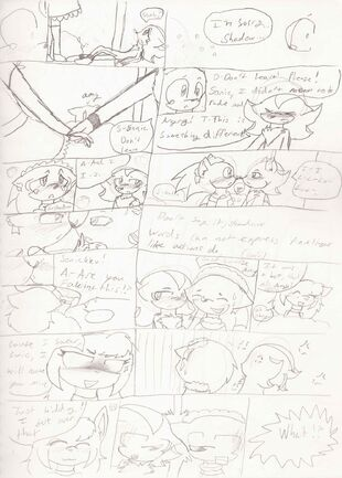 Comic Sonadow 4