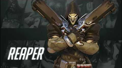 Overwatch - Reaper Voice - In Game Quotes