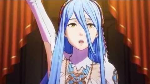 Fire Emblem Fates English Cutscene - Light Song