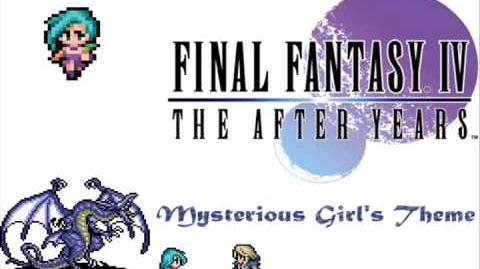 FFIV- The After Years - Mysterious Girl's Theme