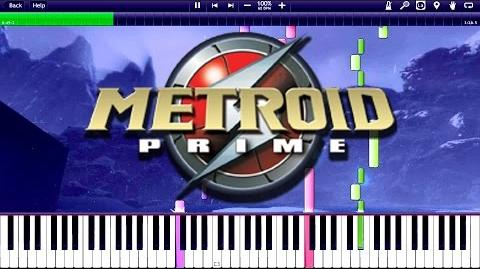 Metroid Prime - Phendrana Drifts (Synthesia Remix)