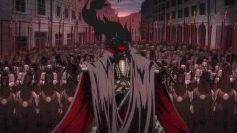 Hellsing Ultimate Ost (Ending) - Gradus Vita (Quality Extended)