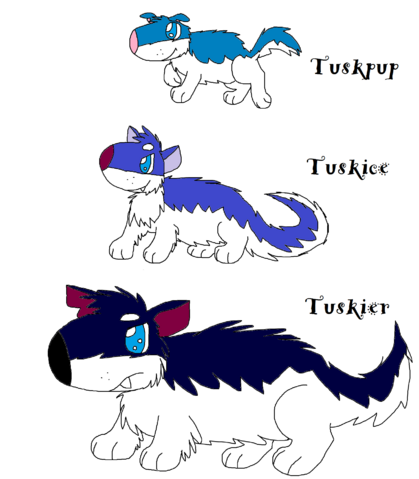 File:Tuskpup, Tuskice, and Tuskier.png