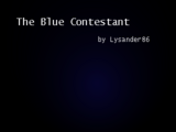The Blue Contestant-Title