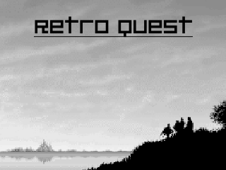 File:Retro Quest - Title.png