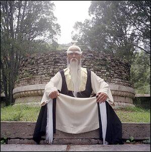 Master Pai Sing So