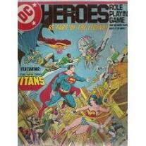 DC Heroes Cover