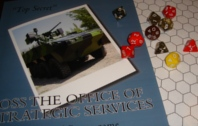Oss game with dice