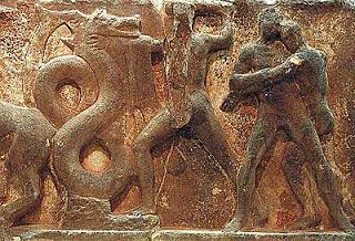 Apollo and Python