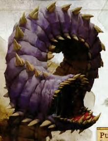 Purple worm5e