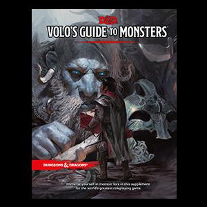Volos Monster manual 1