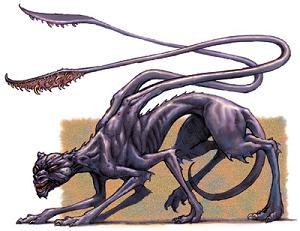 Displacer beast (Wizards)