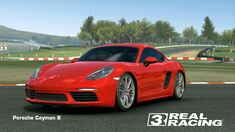 Showcase Porsche Cayman S
