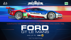 Le Mans- Ford
