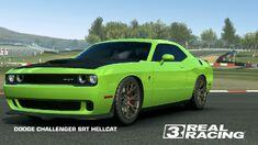 Showcase Dodge Challenger SRT Hellcat