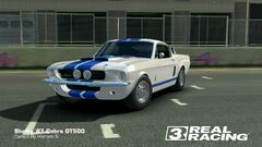Gran Turismo Shelby Cobra GT500