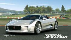 Showcase Jaguar C-X75