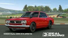 Showcase NISSAN Skyline 2000 GT-R (KPGC10)