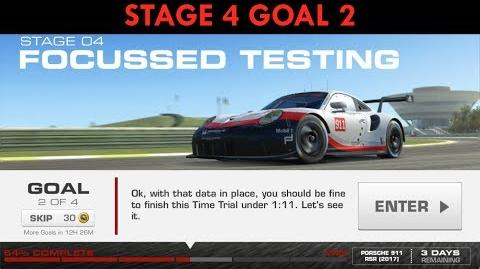RennSport Redefined Stage 4 Goal 2 – Real Racing 3