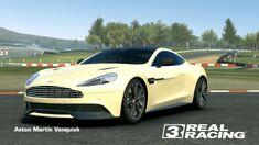 Showcase Aston Martin Vanquish