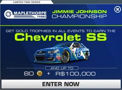Series Jimmie Johnson Championship