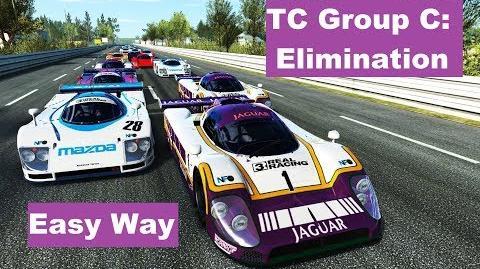 TC Elimination Group C Easy Way