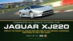 Jaguar Legacy- XJ220