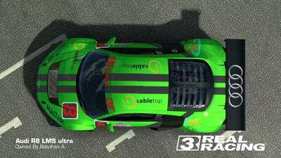 R8 LMS SB Edition Top