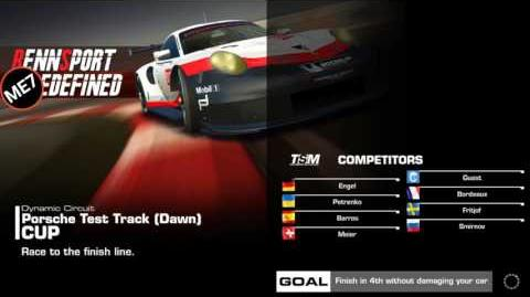 Real Racing 3; Rennsport Redefined Event; Stage 4