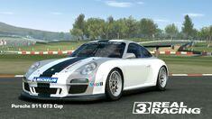 Showcase Porsche 911 GT3 Cup