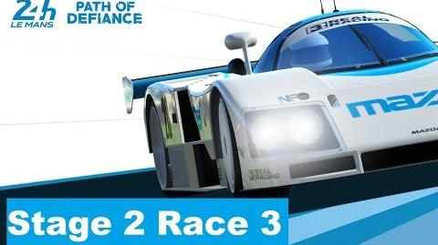 Path of Defiance Stage 2 Race 3