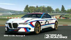 Showcase BMW 3.0 CSL Hommage R