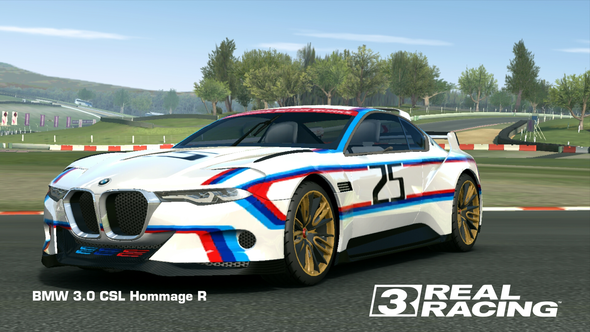 Bmw 3 0 Csl Hommage R Real Racing 3 Wiki Fandom Powered By Wikia
