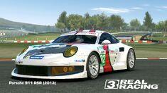 Showcase Porsche 911 RSR (2013)