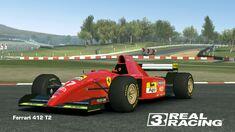 Showcase Ferrari 412 T2