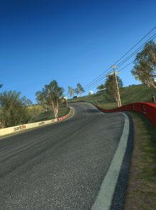Circuit Mount Panorama