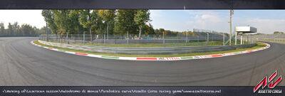 Parabolica Monza rr3