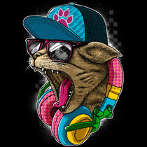 JustHereForRrrather 52389895 cool and wild cat by design by humans-d5nqtl8