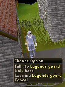 Legendguard
