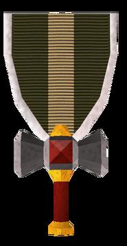 12Drill Instructor Medal