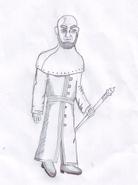 Lycan Roach Sketch