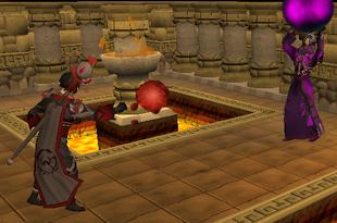 Lothorian God Wars Battle for Senntisten 2
