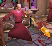Chaos monk