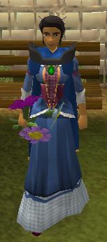 Aranea as her Ardougnian disguise