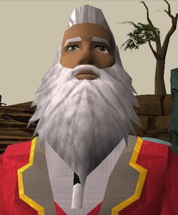 Knd's beard
